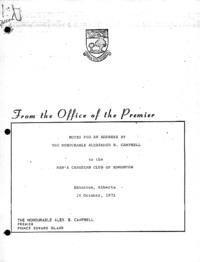 Men's Canadian Club of Edmonton